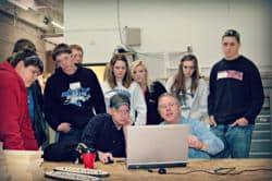 Arnold Public School Nebraska High School Purchases Freedom Machine Tool CNC Router