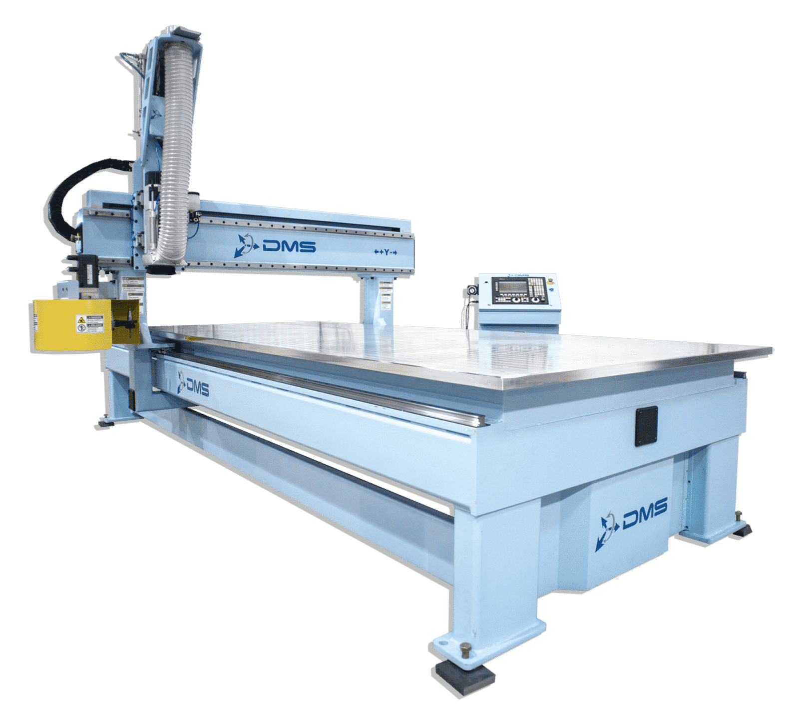 Cnc Machine Diversified Machine Systems