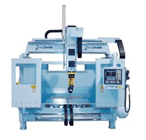 5 Axis D5E Overhead Gantry CNC Machine