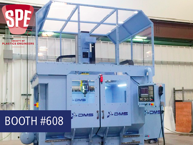 DMS CNC Routers SPE 2014 Thermoforming Featured Image