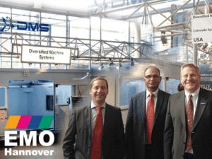 DMS EMO Hannover 2013 Recap Blog