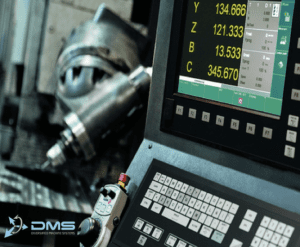 Diversified Machine Systems (DMS) Announces Fagor Automation's 8065 CNC Controller with Sophisticated Tool Path Variable Advancements (ARFS)