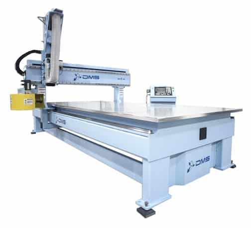 2014 DMS D3 3-Axis CNC Router