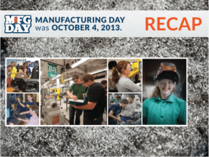 DMS Manufacturing Day Recap