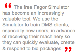 Fagor Automation Free Simulator Quote
