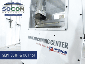 SOCOM Expo 2014 Colorado Springs Manufacturing National Manufacturing Week