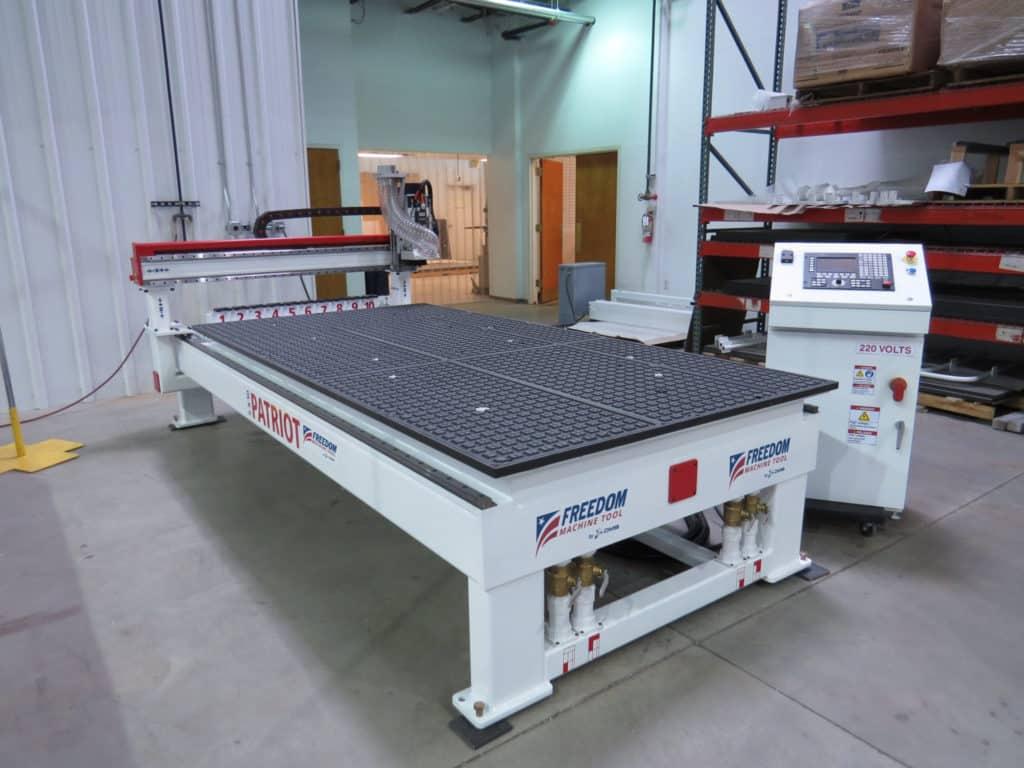 dms Freedom 5x10 CNC Machine