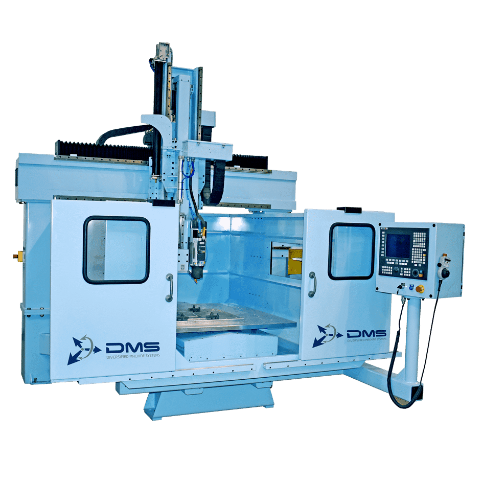 DMS Additive Hybrid 3 axis CNC Machine