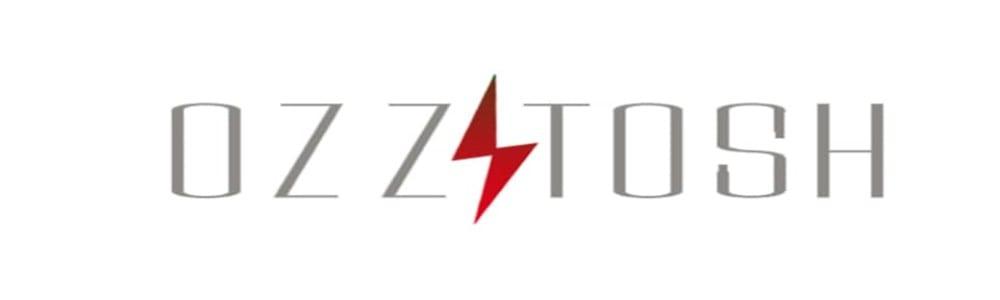 ozz tosh logo