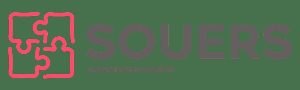 souers custom manufacturing logo