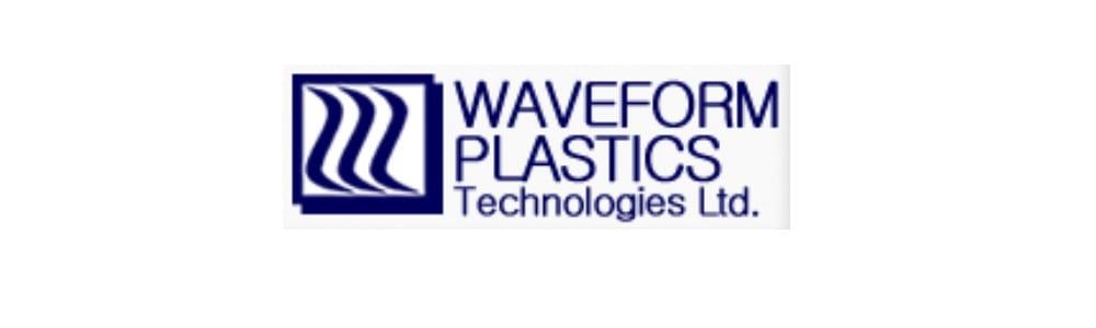 waveform plastics logo