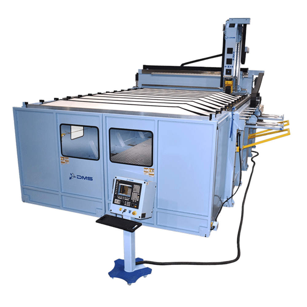 dms custom cnc 5-axis router