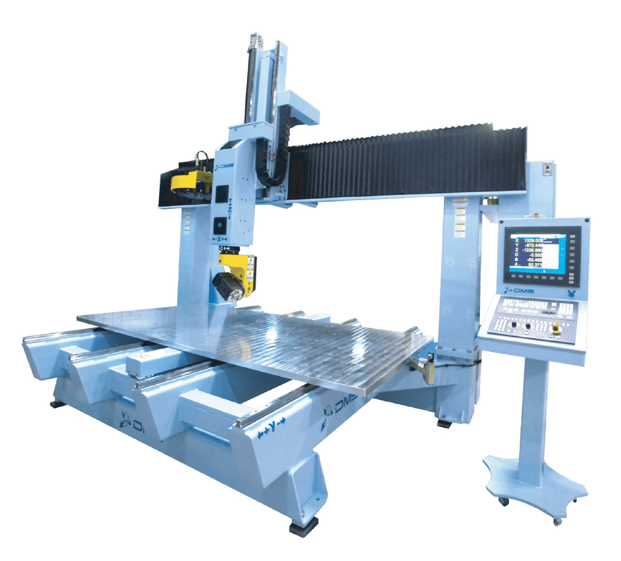 DMS-5-Axis-Moving-Table-CNC-Router