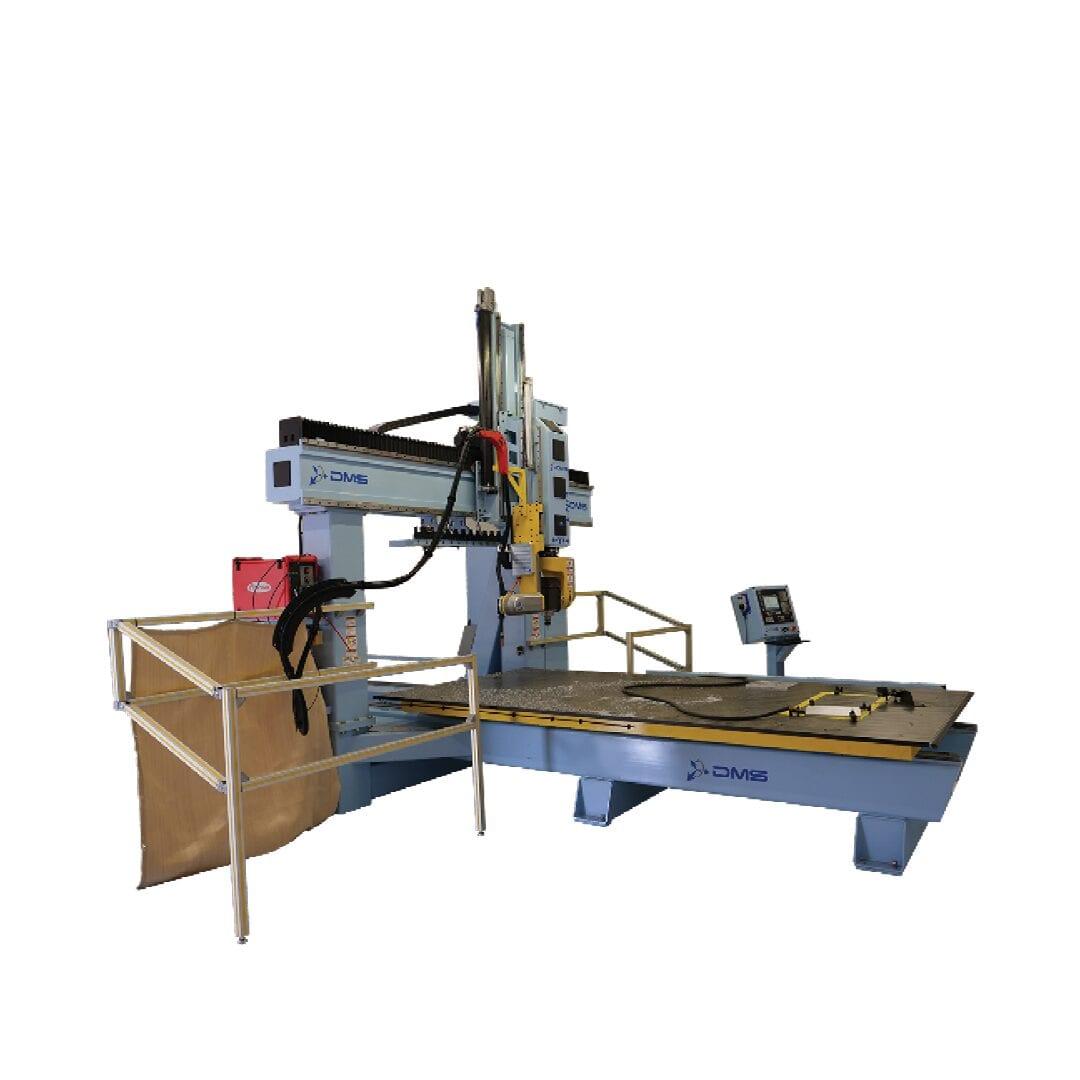 Big Metal Additive Hybrid Machine